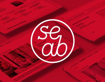 Webdesign SEAB