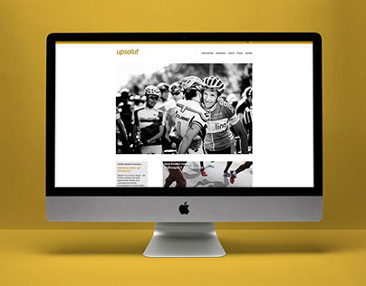 Upsolut Website