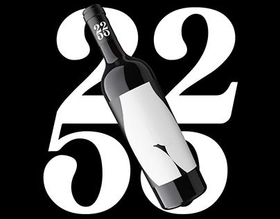 2255 Wine Branding