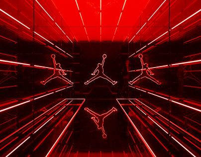 Nike Air Jordan Concept Installation - NYC Fashion Week