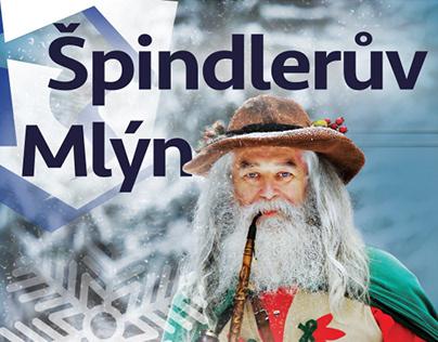 Tourist campagne for Spindleruv Mlyn