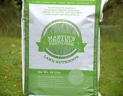Packaging / Organic Fertilizer