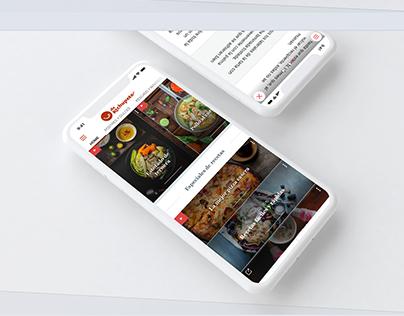 Recetasderechupete.com mobile optimization