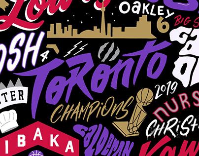 Toronto Raptors Legends