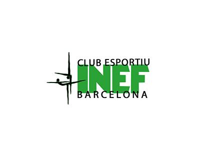 Landing Page - Club Esportiu INEF Barcelona - 2016
