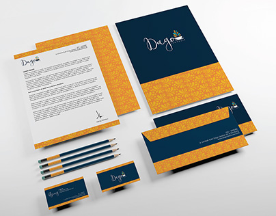 Dago Tea House Branding