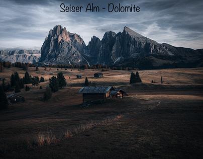 Seiser Alm - Dolomite