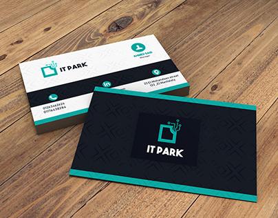 IT Park Business Card