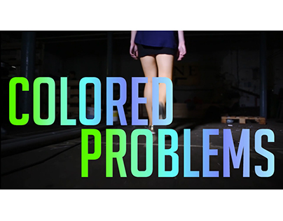 Colored Problems - Zapalskis feat. Jeyda