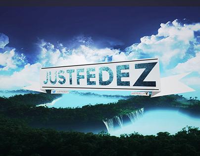 JustFedez Youtube Background 2014