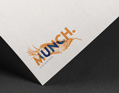 MUNCH Catering | Branding | Logo Design