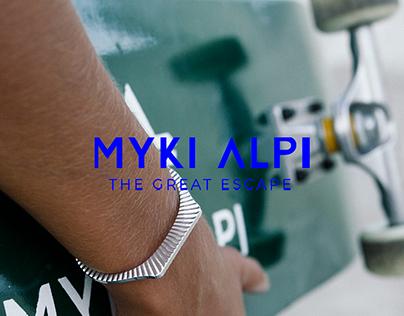 MYKI ALPI THE GREAT ESCAPE SKATE