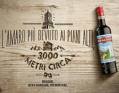 BRAULIO / Print Campaign
