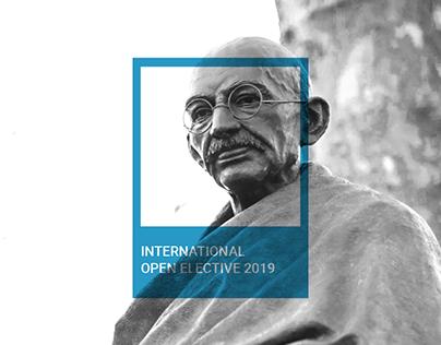 International Open Elective 2019