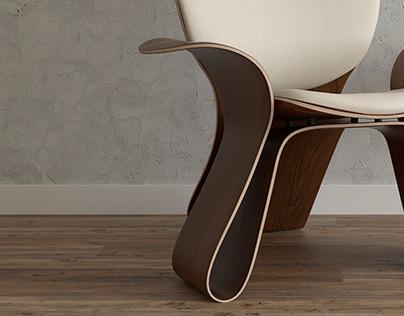 Unfolding Chair
