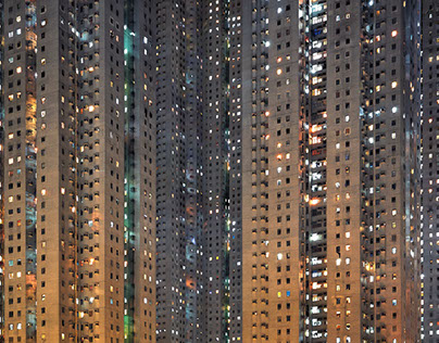 Night by Michael Wolf (Hong Kong)