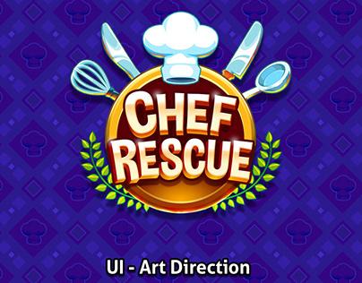 Chef Rescue - UI
