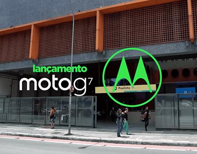Vitrine Viva, show - Pernambucanas e Motorola