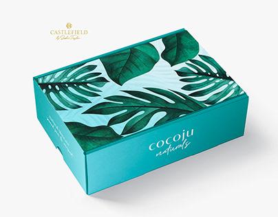 Cocoju Subscription Box Packaging