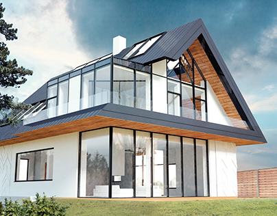 Single-family house in Zakopane I