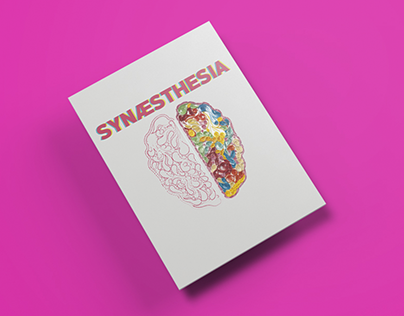 Synaesthesia Magazine - Class Project