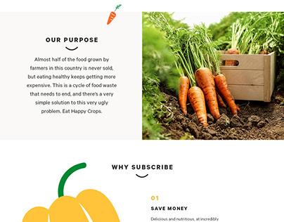 Happy Crops