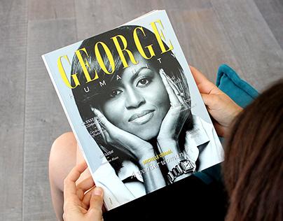 George Humanity Magazine