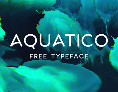 Aquatico – Free Sans Serif Typeface Download