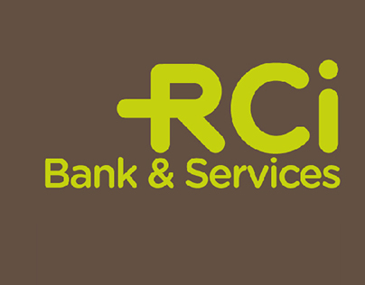 RCI, Bank & Service - Identité Vis. Carré Noir