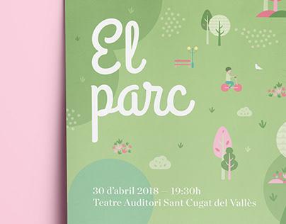 El Parc | Editorial Design