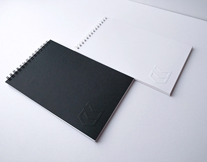 UI/UX & Grid Layout Sketchbooks.
