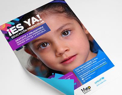 UNICEF 2019 Costa Rica Campaing