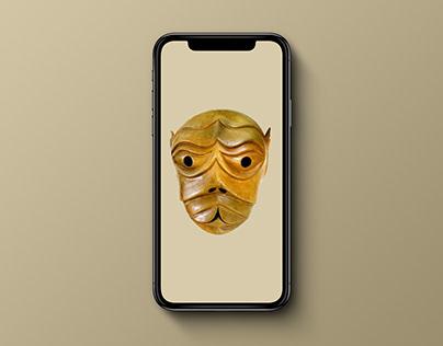 Malaysian Mask Augmented Reality App