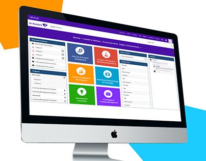 Pharma Company Project Management App