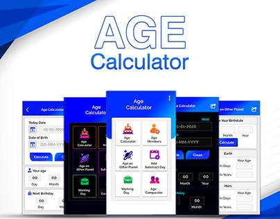 Ui Age Calculator