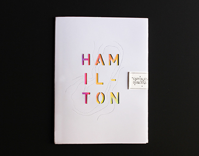 Hamilton, travel pack