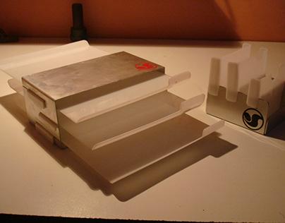 Set de escritorio concepto