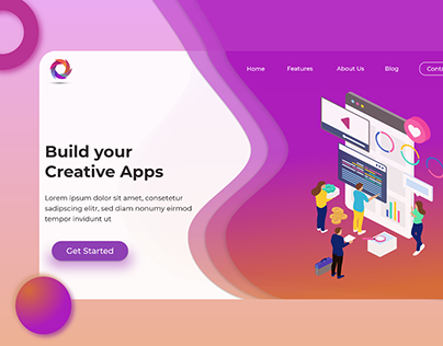 Gradient_Web_Design