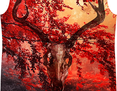 Blood Deer - Kazan