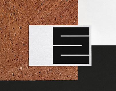 RWB. Construction company re-branding