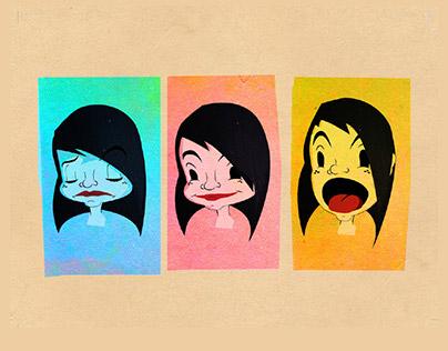 Skye Faces