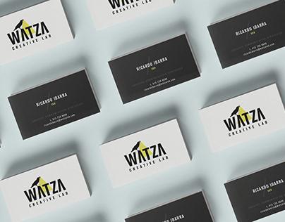 WATZA / Branding