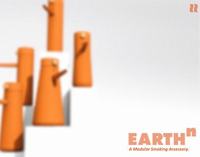 EARTHN - A Modular Smoking Accessory
