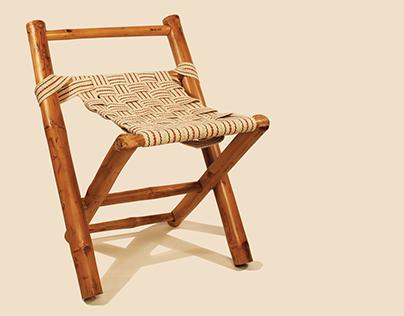 Evening Bamboo Chair