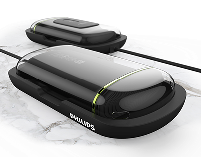 DualSkin, Philips.