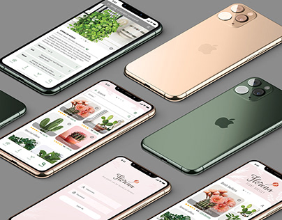 Florena Brand Style Guide\Mobile App