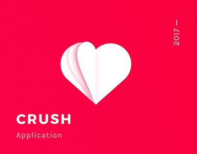 Crush — Application.