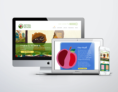 Web Design | National Farm to School