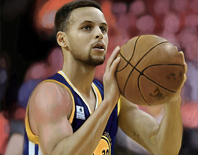 Stephen Curry (commission)