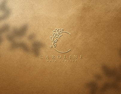 Logotipo Cabeleireira